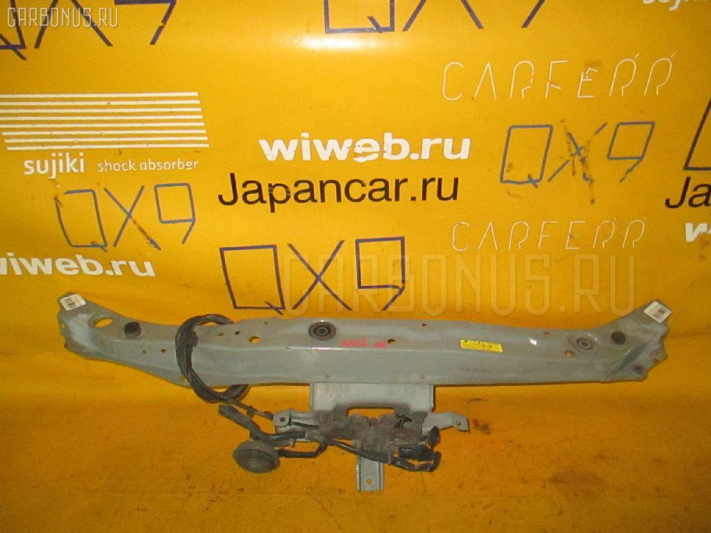 Планка телевизора NISSAN MARCH AK12 CR12DE. Фото 2