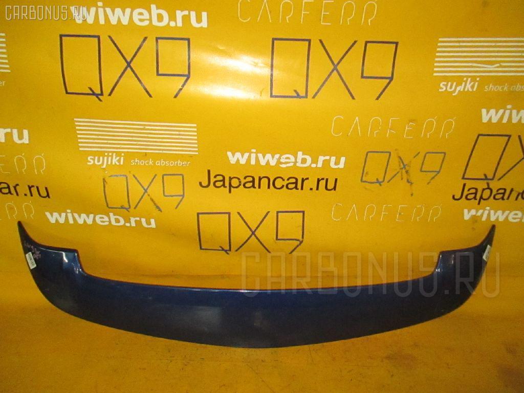 Спойлер MAZDA MPV LW3W. Фото 7