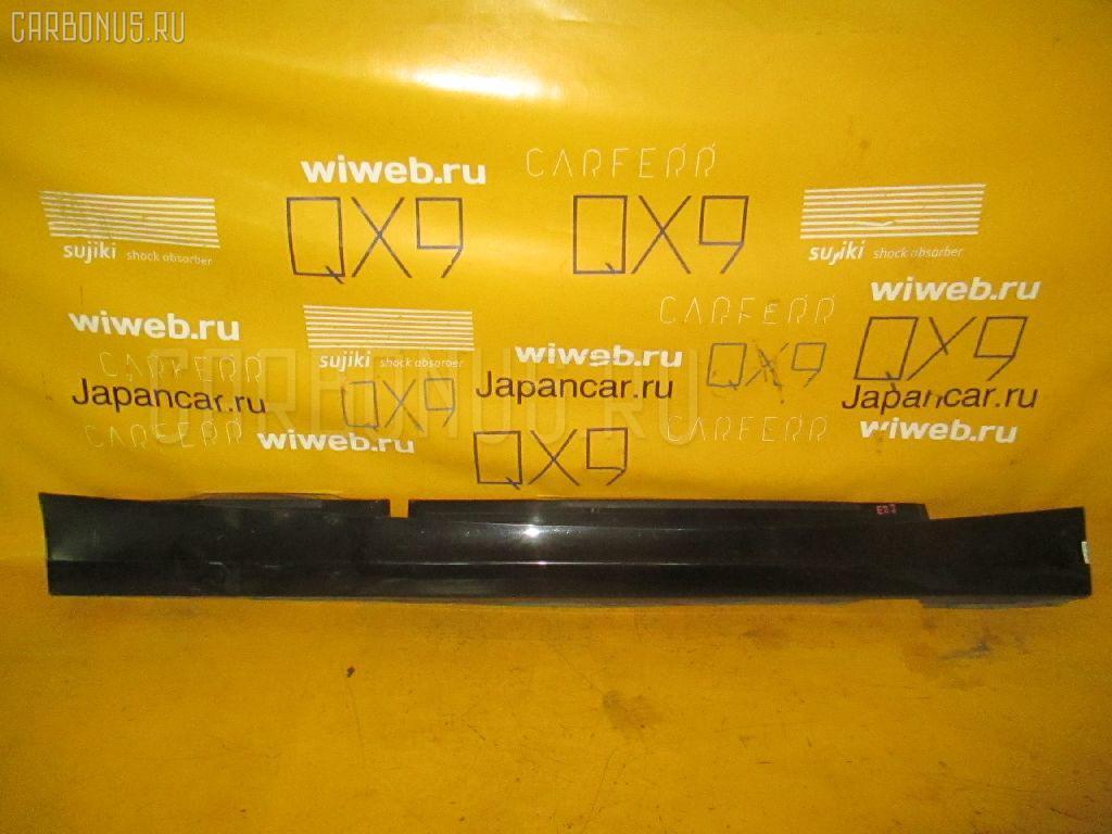Порог кузова пластиковый ( обвес ) Bmw 1-series E87-UE12 Фото 1