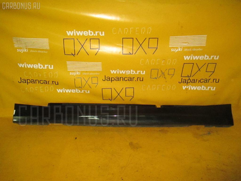 Порог кузова пластиковый ( обвес ) BMW 1-SERIES E87-UE12 Фото 3