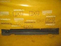 Порог кузова пластиковый ( обвес ) BMW 1-SERIES E87-UE12 Фото 2