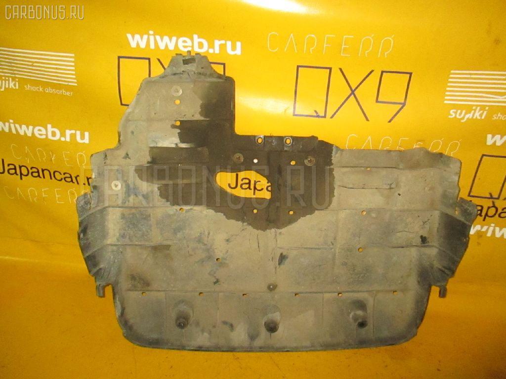 Защита двигателя SUBARU LEGACY WAGON BG9 EJ25 Фото 1