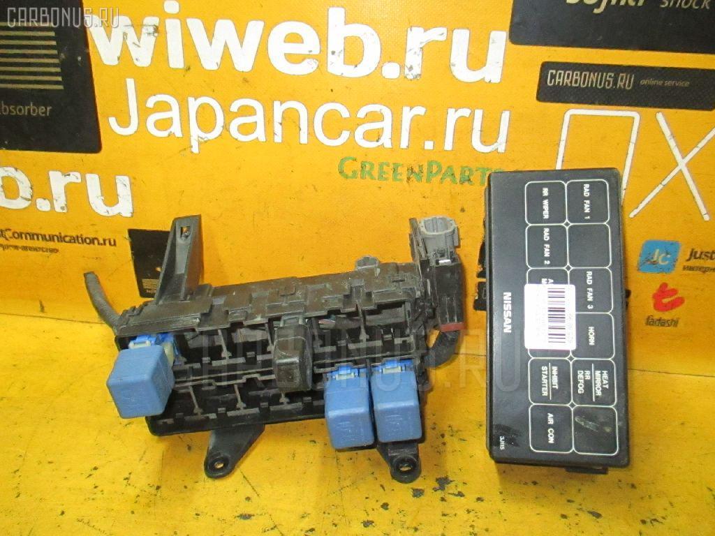 Блок предохранителей NISSAN BLUEBIRD EU14 SR18DE. Фото 4