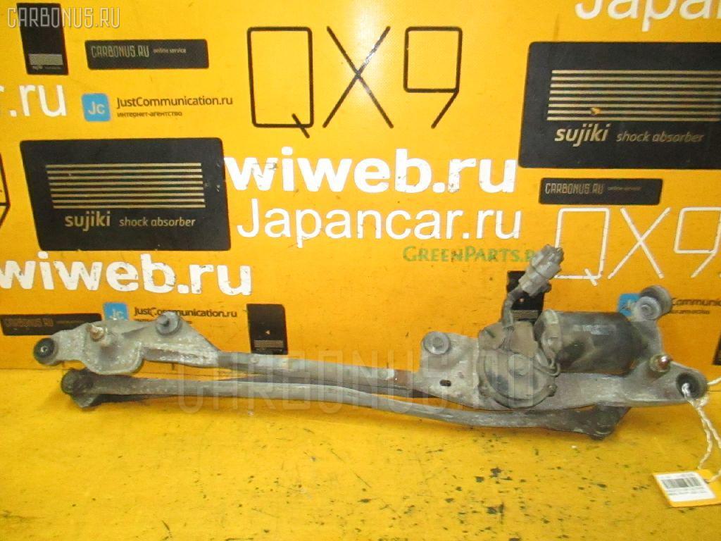 Мотор привода дворников TOYOTA VISTA SV40. Фото 1