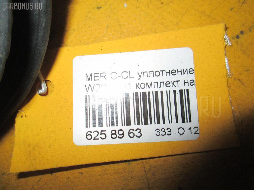 Уплотнение двери MERCEDES-BENZ C-CLASS W203.061 Фото 2