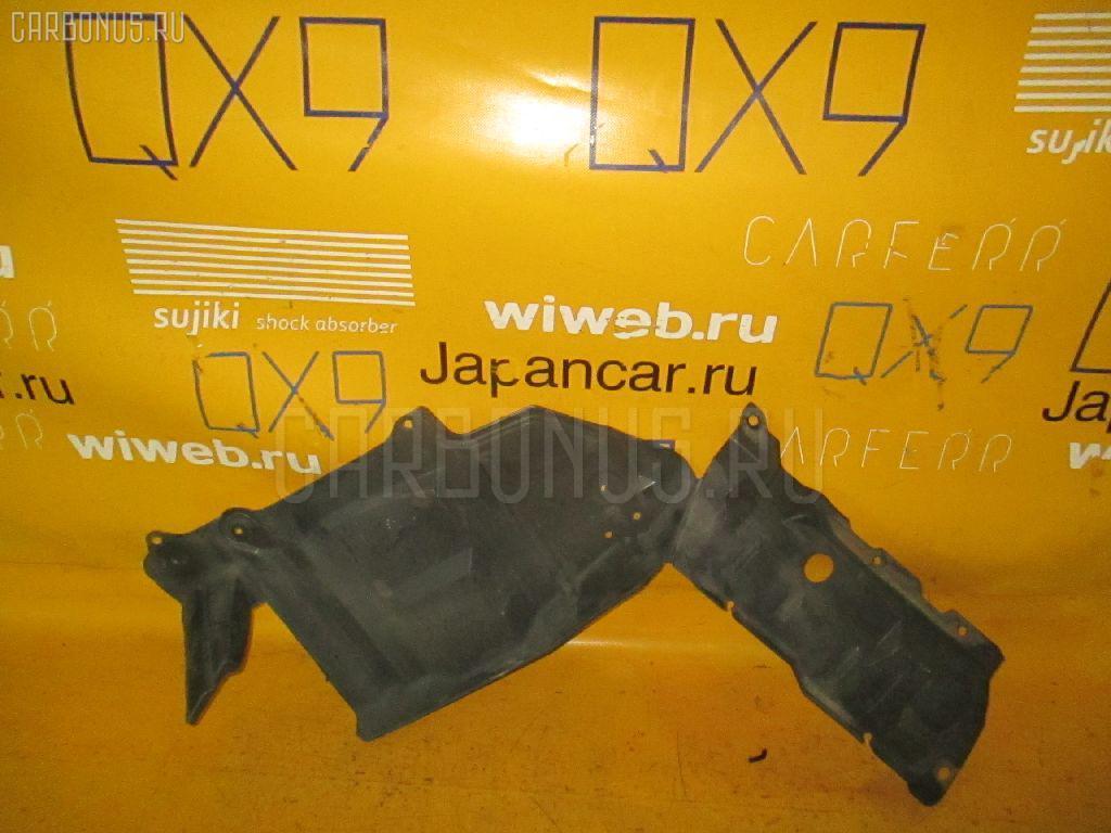Защита двигателя NISSAN WINGROAD WFY11 QG15DE. Фото 9