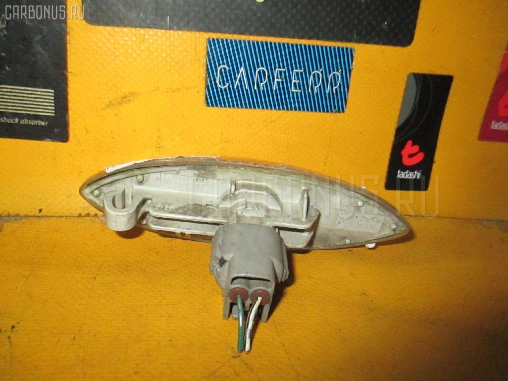 Поворотник в крыло TOYOTA VITZ SCP10. Фото 11
