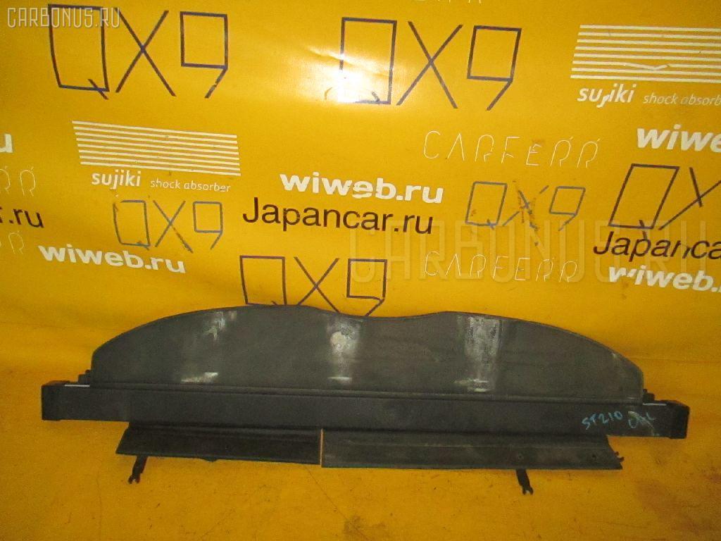 Шторка багажника TOYOTA CALDINA ST210G. Фото 10