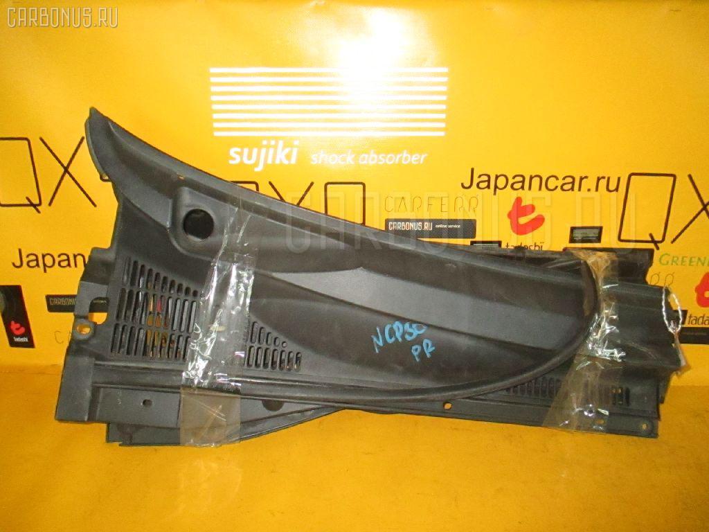 Решетка под лобовое стекло TOYOTA PROBOX NCP50V. Фото 5