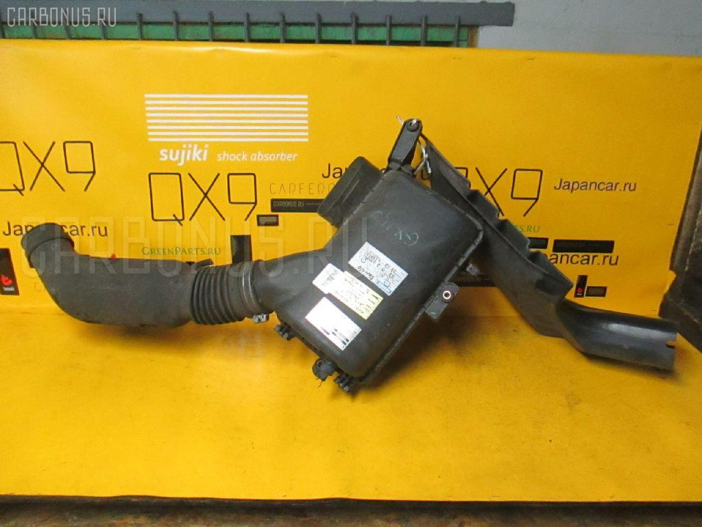 Корпус воздушного фильтра TOYOTA GX100 1G-FE. Фото 11