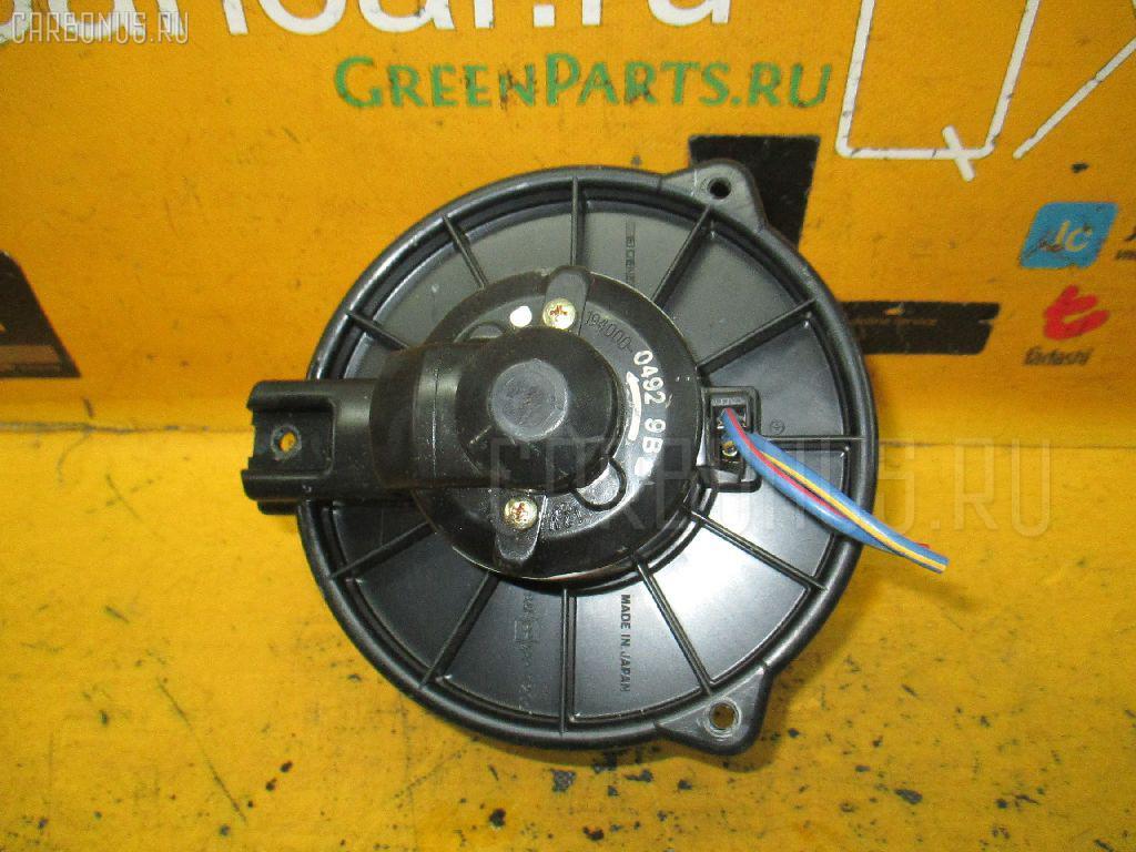 Мотор печки TOYOTA PLATZ NCP12. Фото 6