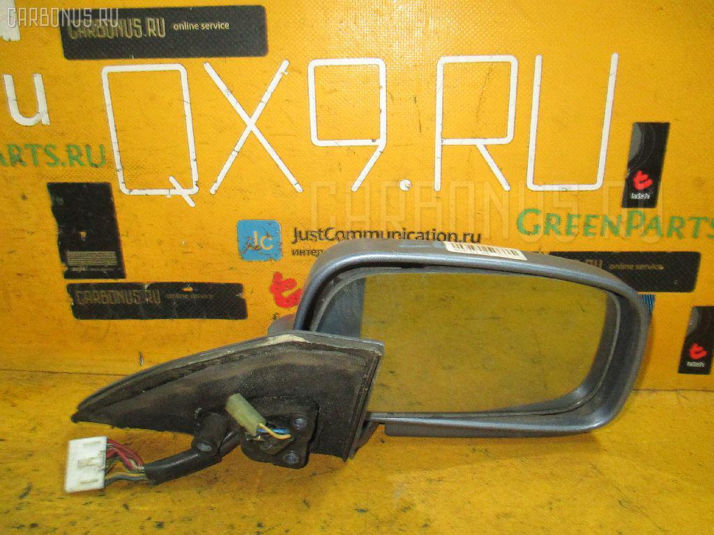 Зеркало двери боковой TOYOTA CYNOS EL44 Фото 1
