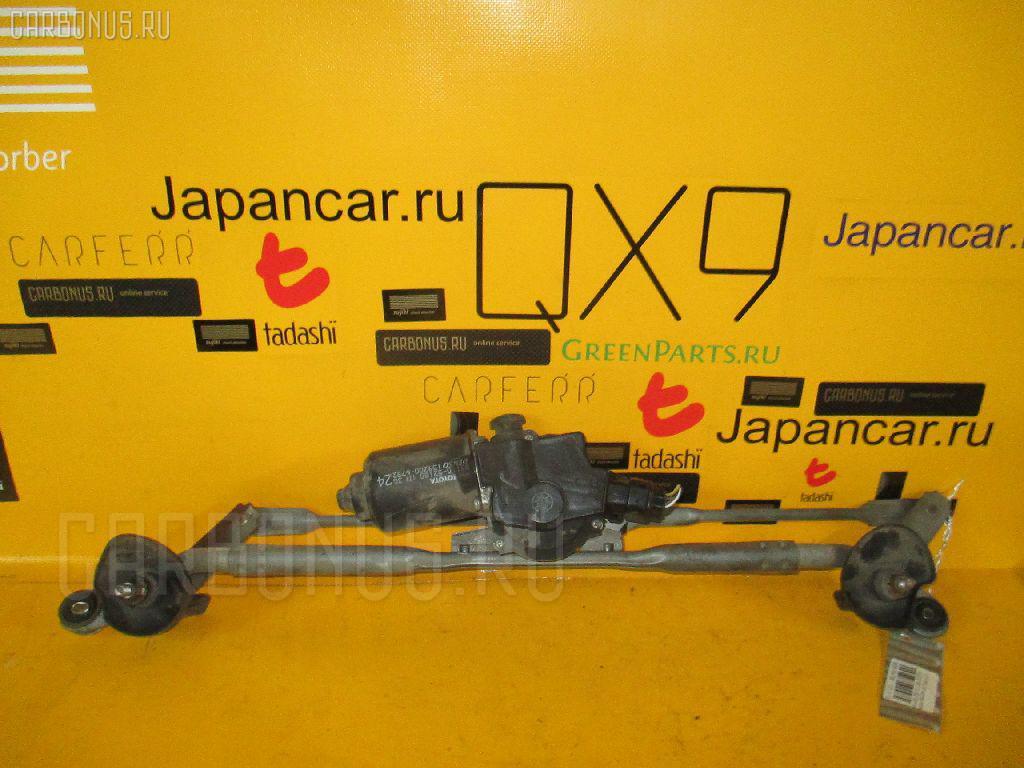 Мотор привода дворников TOYOTA RAUM NCZ20 Фото 1
