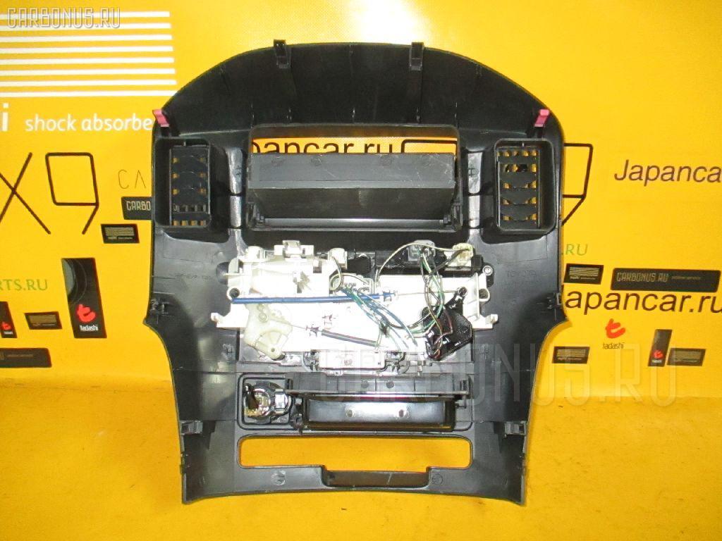 Блок управления климатконтроля TOYOTA PROBOX NCP50V 2NZ-FE. Фото 2