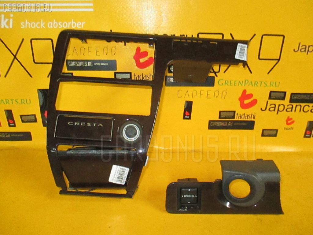 Консоль магнитофона Toyota Cresta GX100 Фото 1