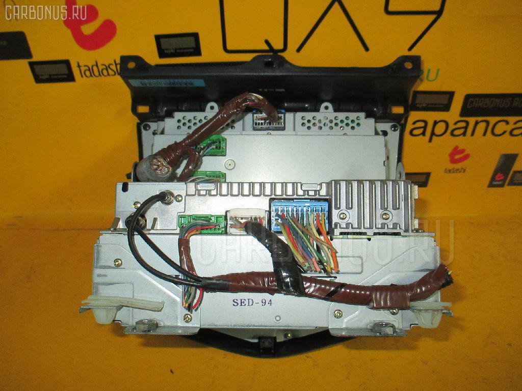 Блок управления климатконтроля HONDA ACCORD WAGON CM2 K24A. Фото 5