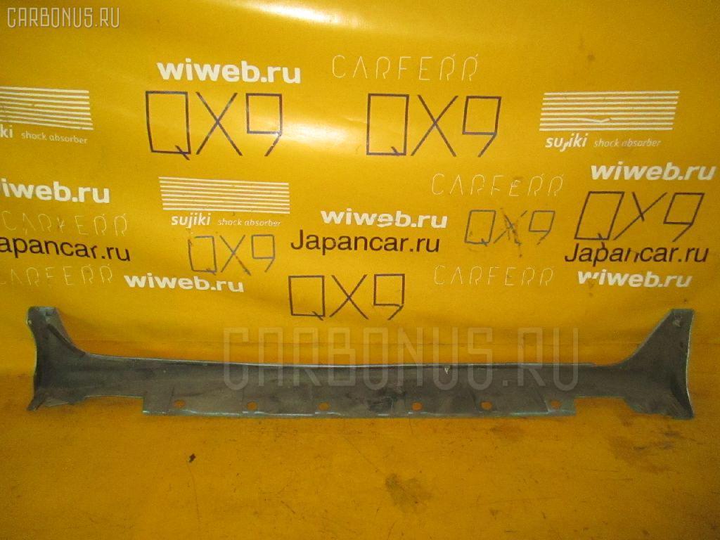 Порог кузова пластиковый ( обвес ) TOYOTA IST NCP60. Фото 10