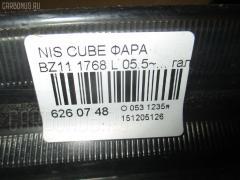 Фара Nissan Cube BZ11 Фото 3