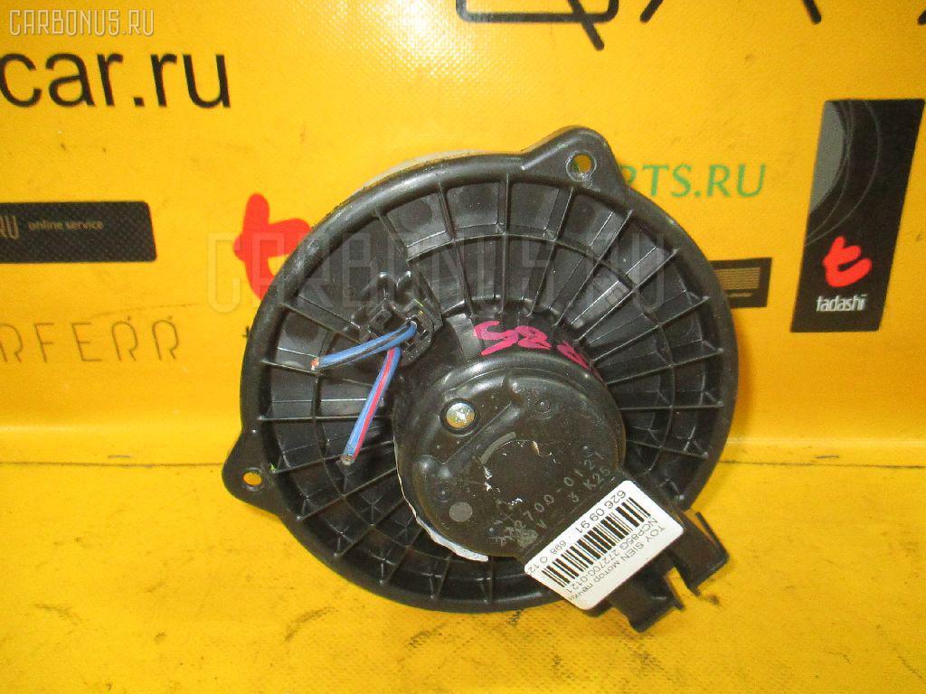 Мотор печки Toyota Sienta NCP85G Фото 1