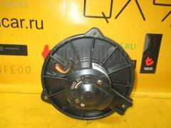 Мотор печки SUBARU LEGACY B4 BE5 Фото 1