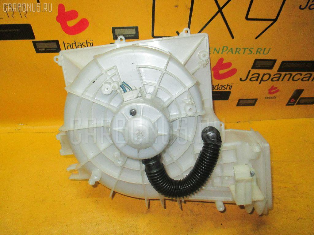 Мотор печки NISSAN PRIMERA WAGON WRP12. Фото 1