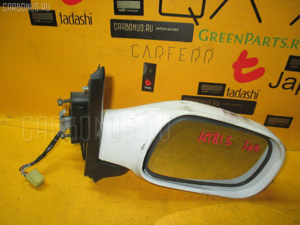 Зеркало двери боковой SUZUKI SWIFT HT81S. Фото 4