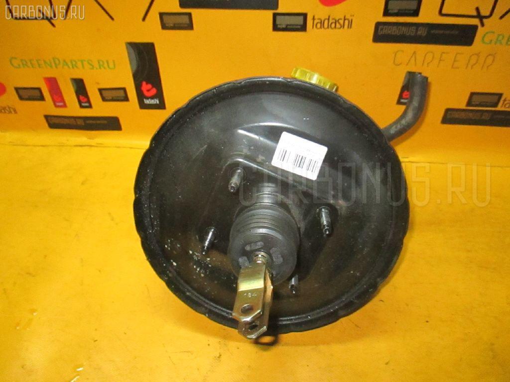 Главный тормозной цилиндр NISSAN WINGROAD WHNY11 QG18DE. Фото 9