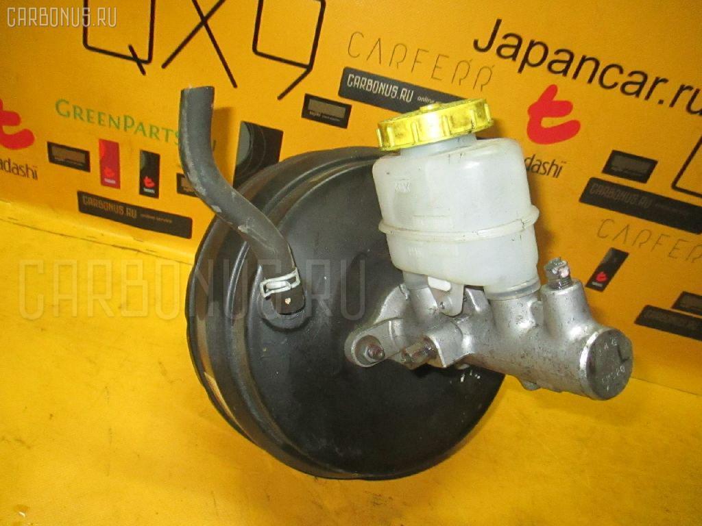 Главный тормозной цилиндр NISSAN WINGROAD WHNY11 QG18DE. Фото 10
