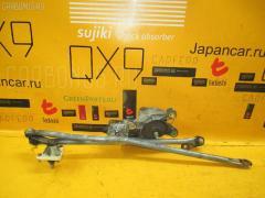 Мотор привода дворников Nissan Bluebird EU13 Фото 1