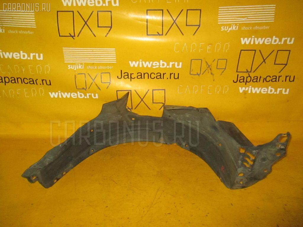 Подкрылок HONDA FIT GE6 L13A Фото 1