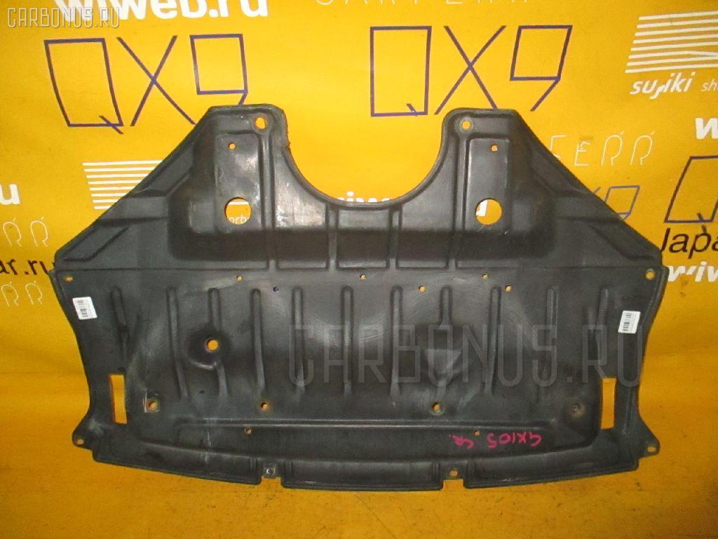 Защита двигателя TOYOTA MARK II JZX105 1JZ-GE. Фото 11