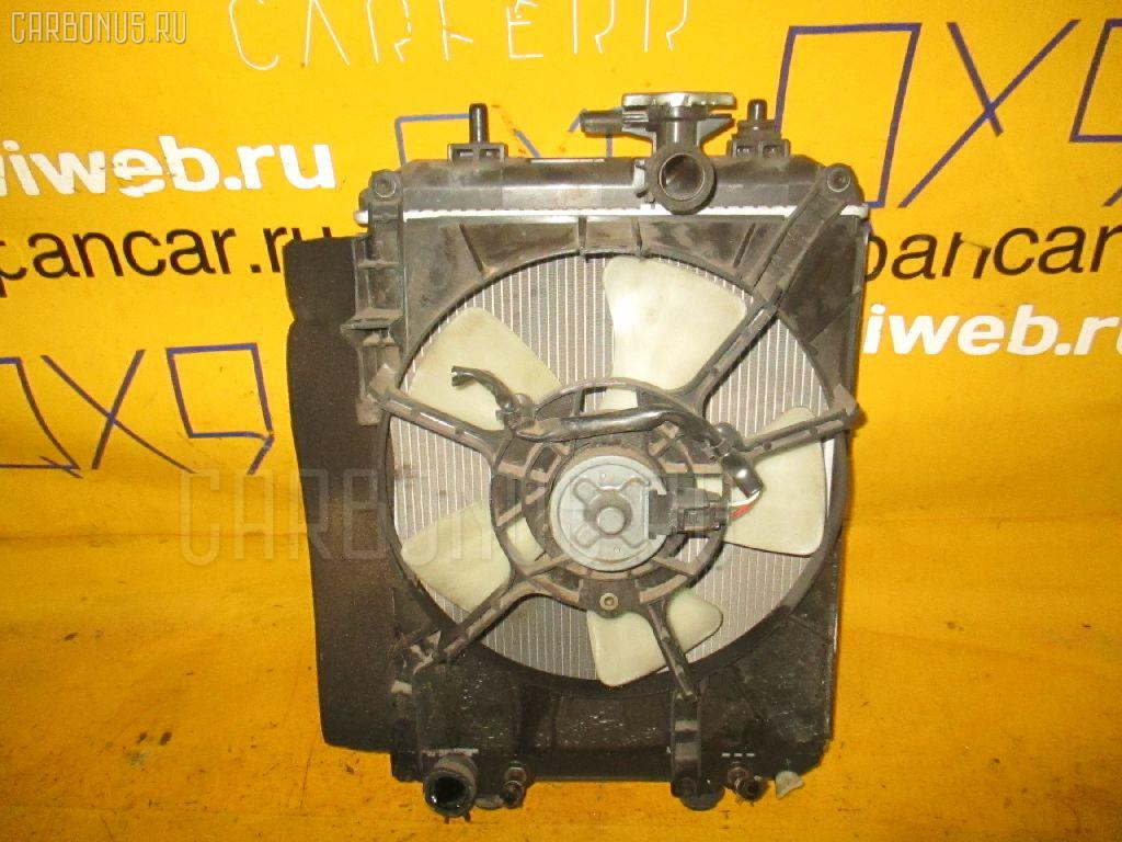 Радиатор ДВС Daihatsu Boon M301S K3-VE Фото 1