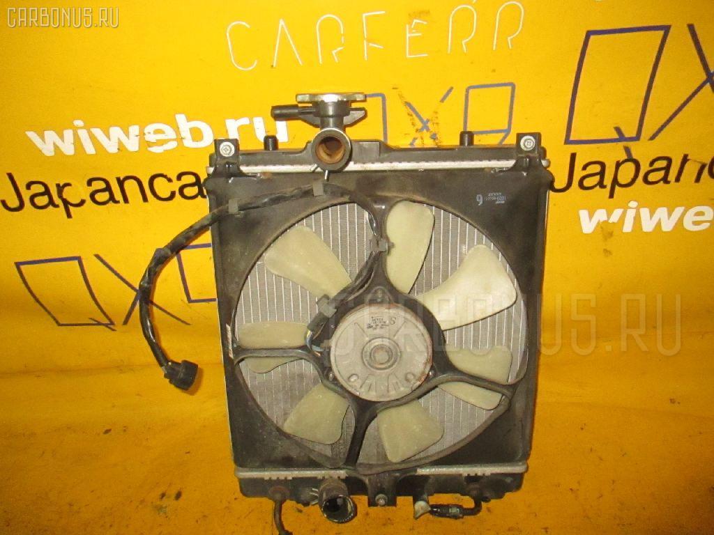 Радиатор ДВС SUZUKI CHEVROLET CRUZE HR51S M13A Фото 3