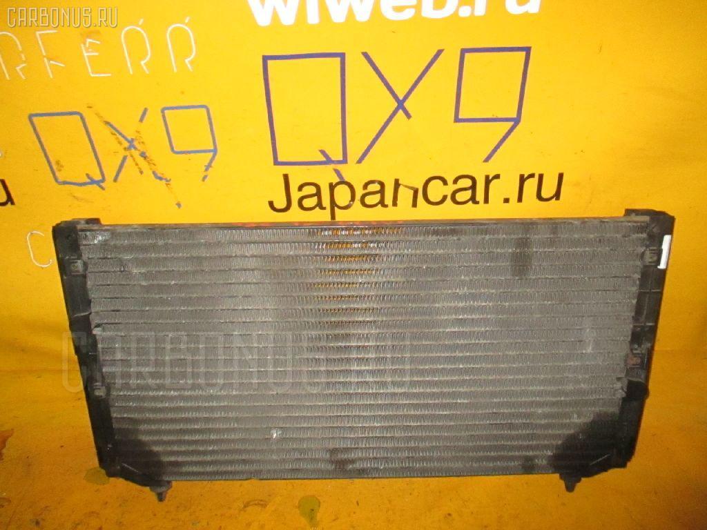 Радиатор кондиционера TOYOTA CALDINA CT197V 3C-E. Фото 2