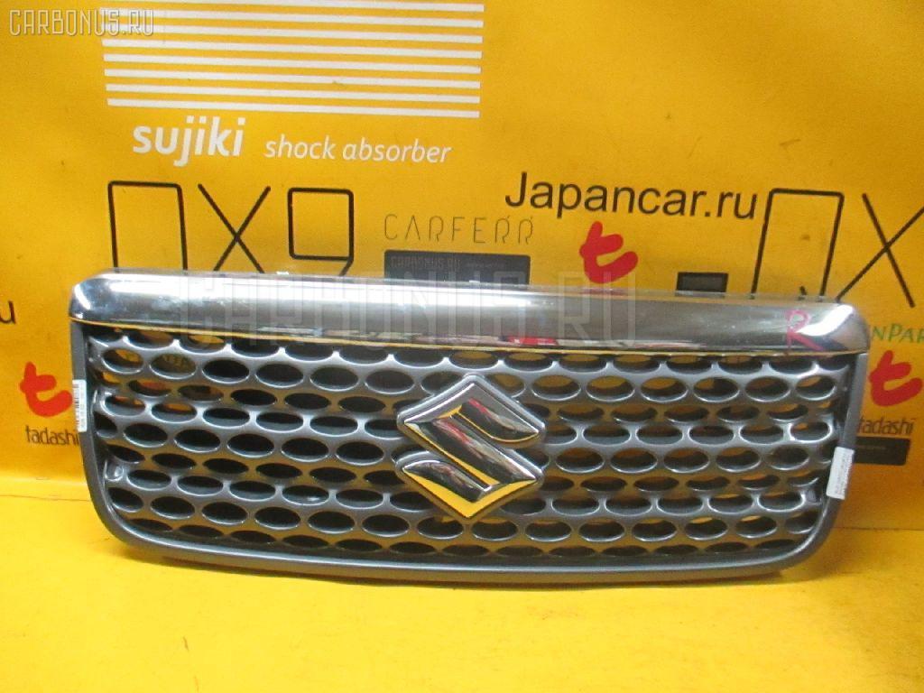 Решетка радиатора SUZUKI WAGON R SOLIO MA34S. Фото 10