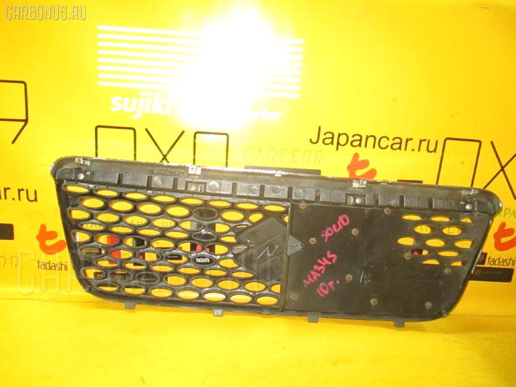 Решетка радиатора SUZUKI WAGON R SOLIO MA34S. Фото 11