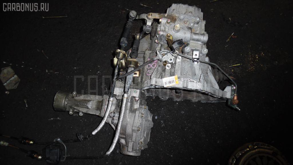 КПП механическая TOYOTA PLATZ NCP16 2NZ-FE Фото 1