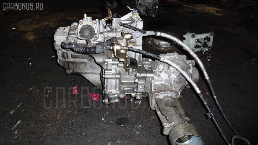 КПП механическая TOYOTA PLATZ NCP16 2NZ-FE Фото 3