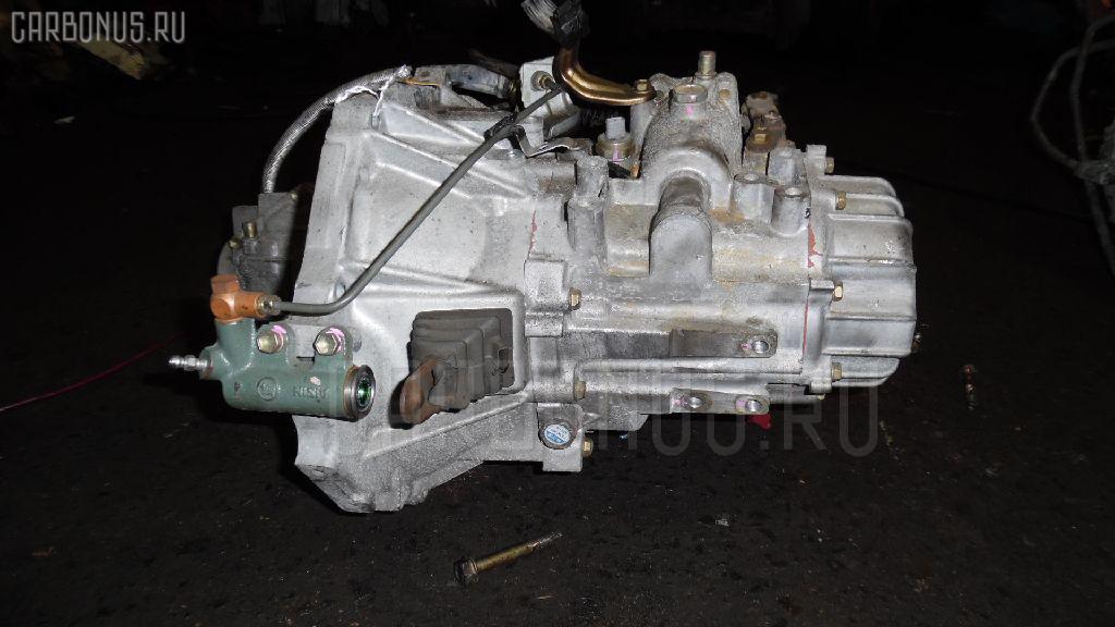 КПП механическая TOYOTA PLATZ NCP16 2NZ-FE Фото 5