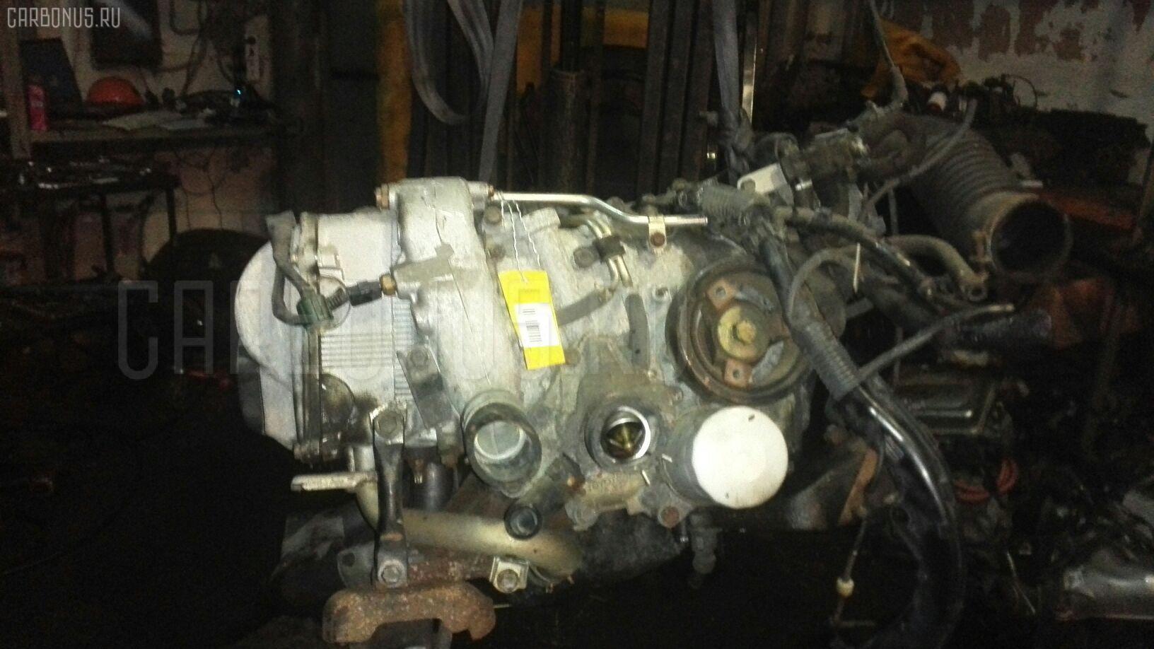 Двигатель TOYOTA ESTIMA EMINA TCR20G 2TZ-FE Фото 4