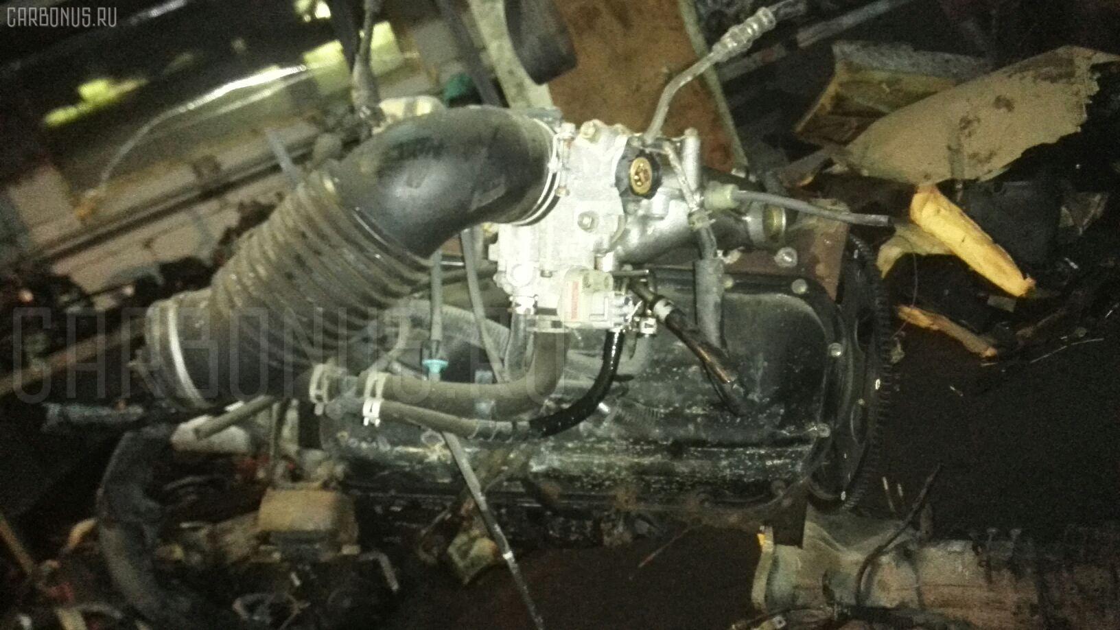 Двигатель TOYOTA ESTIMA EMINA TCR20G 2TZ-FE Фото 1