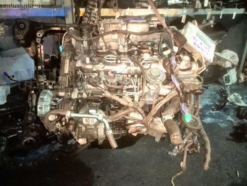 Двигатель TOYOTA CALDINA CT199V 3C-E Фото 3