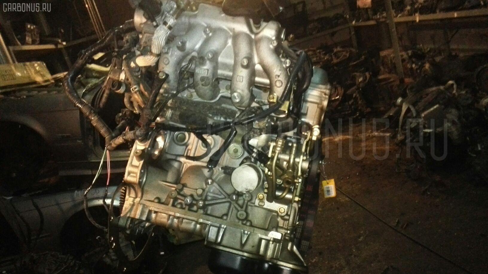 Двигатель NISSAN SERENA PC24 SR20DE Фото 3