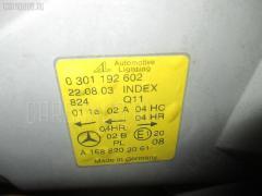 Фара Mercedes-benz A-class W168.033 Фото 2