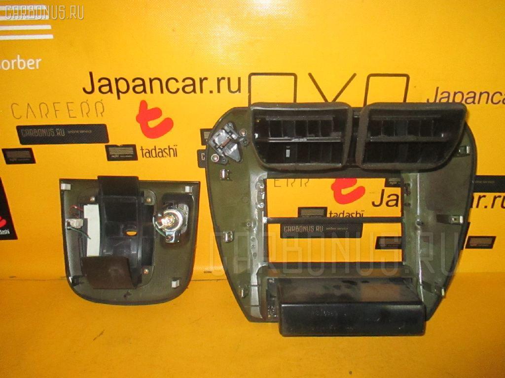 Консоль магнитофона MITSUBISHI CHARIOT GRANDIS N94W. Фото 1