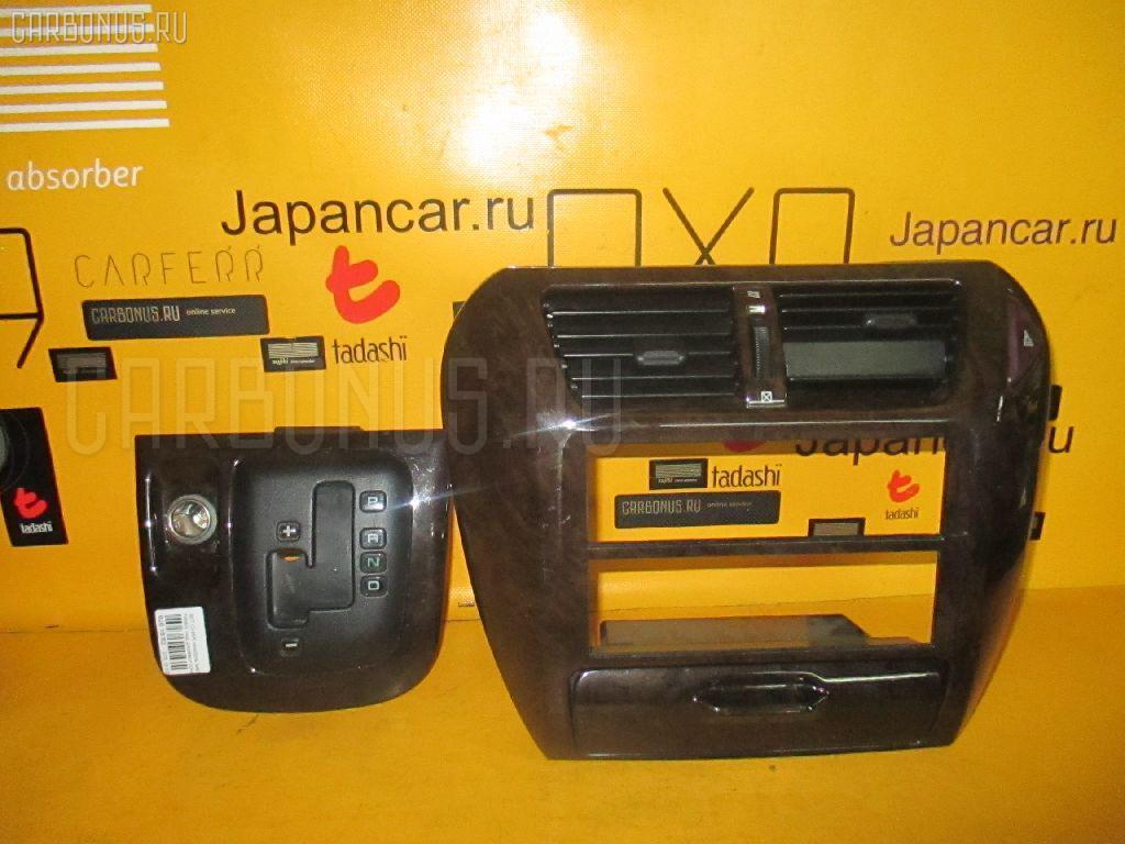 Консоль магнитофона MITSUBISHI CHARIOT GRANDIS N94W. Фото 2