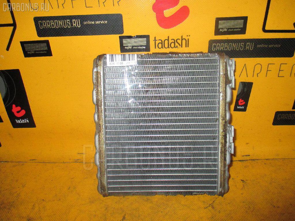 Радиатор печки NISSAN SUNNY FB15 QG15DE. Фото 7