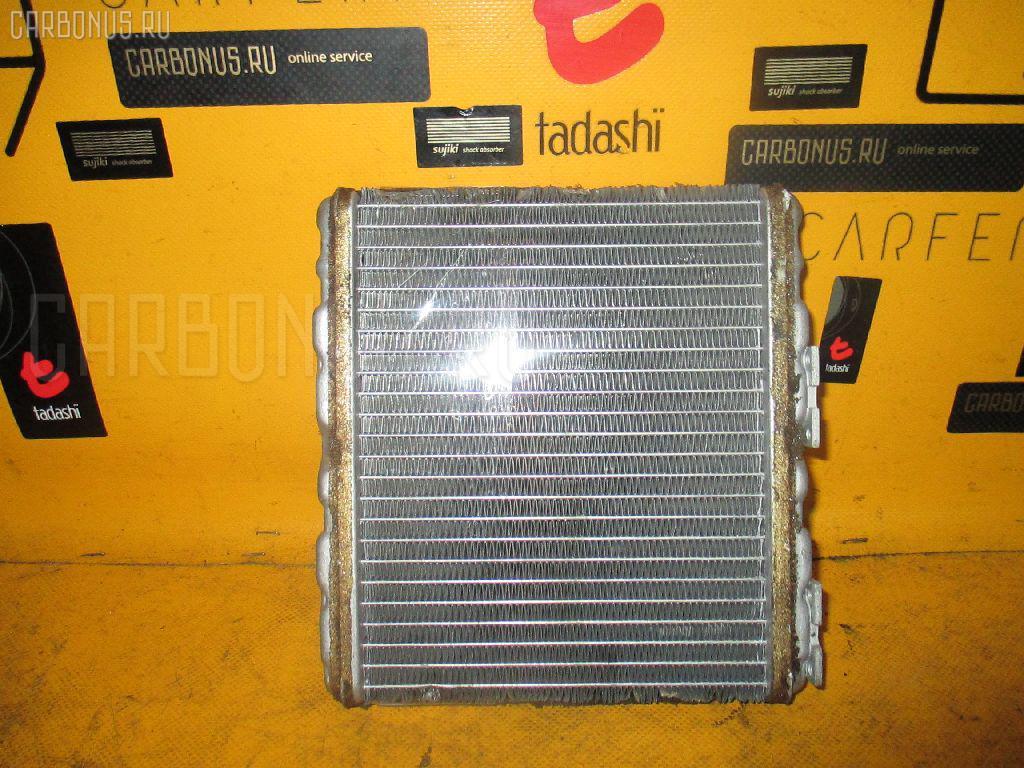 Радиатор печки NISSAN SUNNY FB15 QG15DE. Фото 8