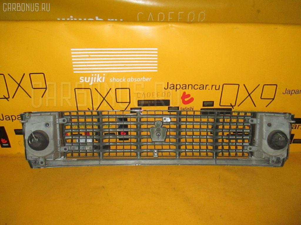 Решетка радиатора TOYOTA CROWN MS137. Фото 4
