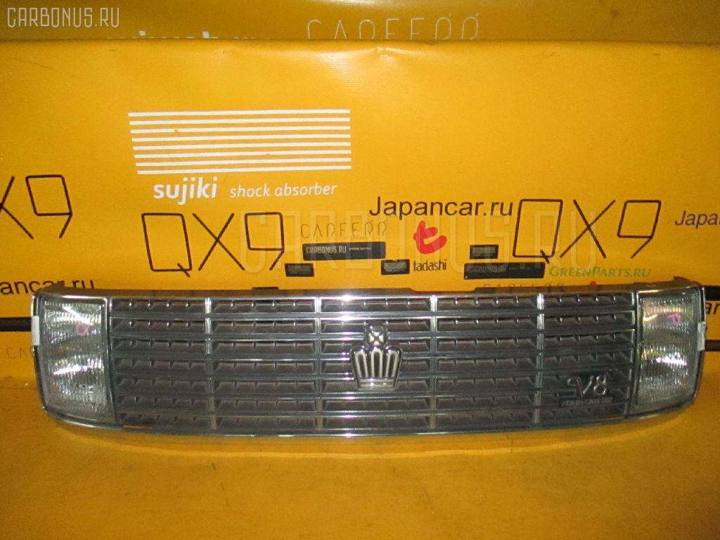 Решетка радиатора TOYOTA CROWN MS137. Фото 5